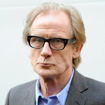 Bill Nighy plays an uptight assassin in Wild Target