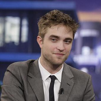 Robert Pattinson told Jay Leno about his dad's advice
