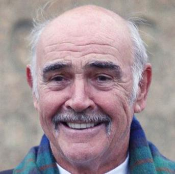 Sir Sean Connery at opening of Edinburgh Film Festival