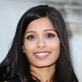 Will Freida Pinto star in Rise Of The Apes?