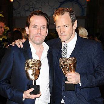 Ben Miller described his 'comedy affair' with Alexander Armstrong