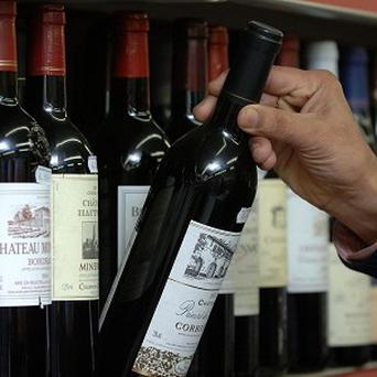 The Government has spent almost 18,000 pounds topping up wine cellar since the General Election, it has emerged