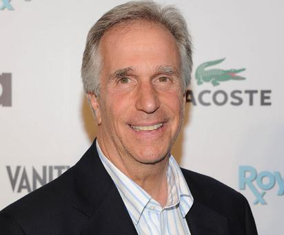 Henry Winkler. Photo: Getty Images
