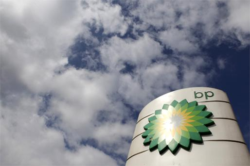 BP Plc tumbled 2.2pc in London after saying the cost of its response to the Gulf of Mexico oil spill had accelerated to reach $2bn. Photo: Bloomberg News