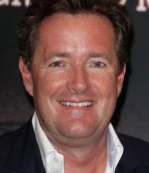 Piers Morgan. Photo: Getty Images