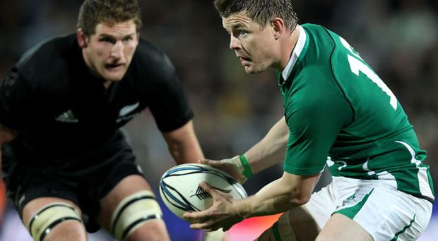 Brian O'Driscoll. Photo: Getty Images