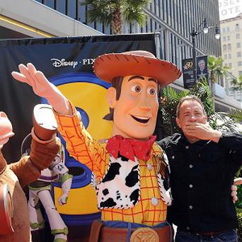 Woody and his pals have proved a box office hit in the US