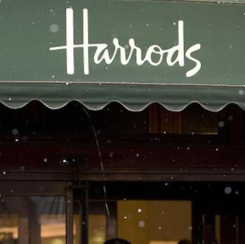 An honours degree in sales will be on offer at Harrods from this month
