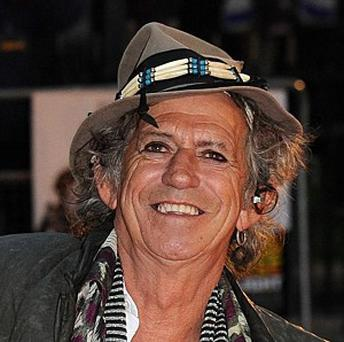 Keith Richards is apparently performing at the Faces reunion