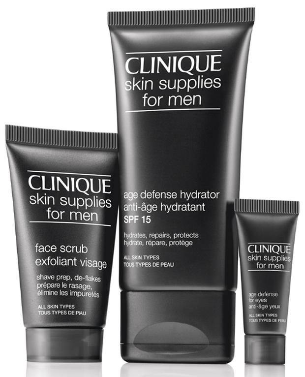 Clinique's Great Grooming Gift Set