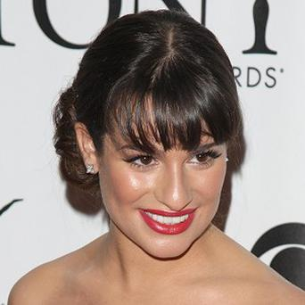 Lea Michele and her Glee pals won't be heading for the big screen just yet