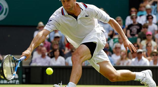 Andy Roddick. Photo: Getty Images