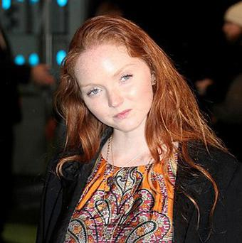 Lily Cole got a taste for acting again thanks to Marilyn Manson