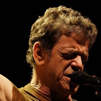 Lou Reed will be making a guest appearance at Glastonbury