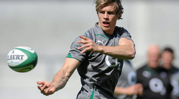 Andrew Trimble believes it's up to Ireland to go out and 'earn' the respect of teams from the southern hemisphere.
