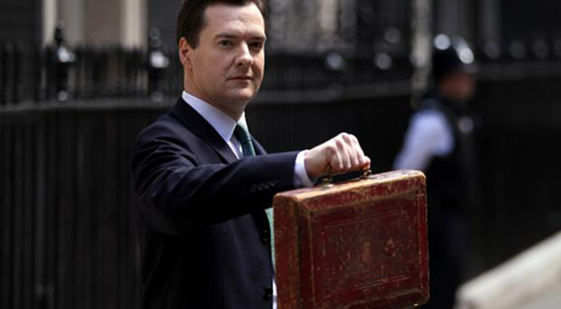 George Osborne: aiming to cut corporate tax rates. Photo: Getty Images