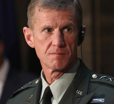 General Stanley McChrystal. Photo: Getty Images