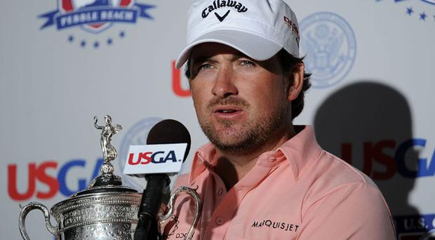 Greame McDowell. Photo: Getty Images