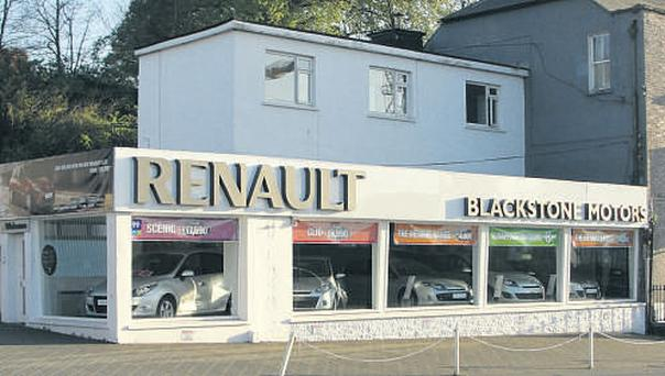 Blackstone Motors, Renault dealers, 18A/18B, Dublin road, Drogheda, Co Louth