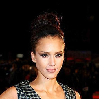 Jessica Alba was 'like family' with her film's director