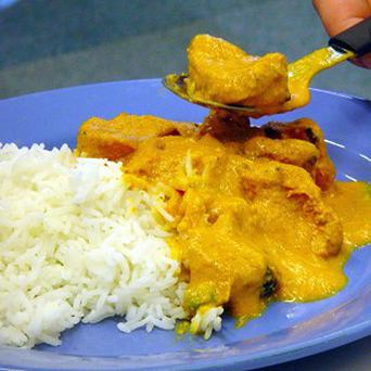 A town in southern England has been crowned the curry house capital of the UK