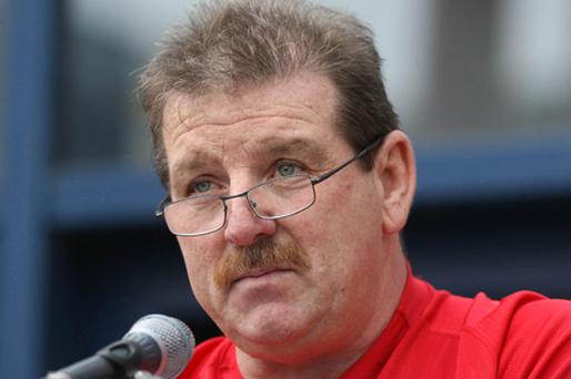 Steve Collins, the father of murdered Limerick businessman Roy Collins, who has hailed the renewal of controversial anti-gangland laws which he says has transformed the city. Photo: PA