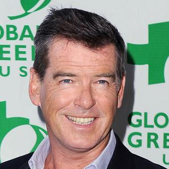 Pierce Brosnan will play a cop in new thriller Bonded