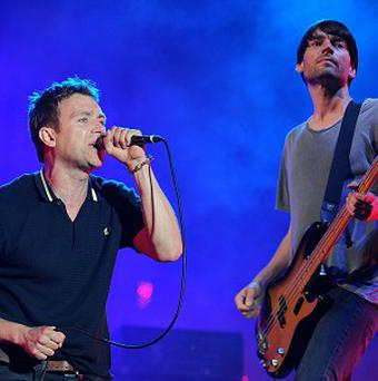 Blur have topped a poll of greatest Glastonbury performances