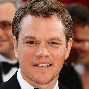 Matt Damon is in talks to star as Benjamin Mee