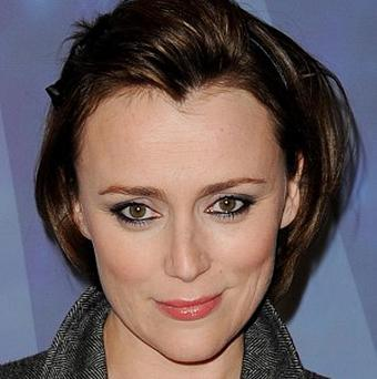 Keeley Hawes wouldn't take over Angelina Jolie's Tomb Raider role