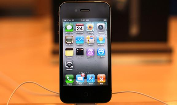 The new iPhone 4. Photo: Getty Images