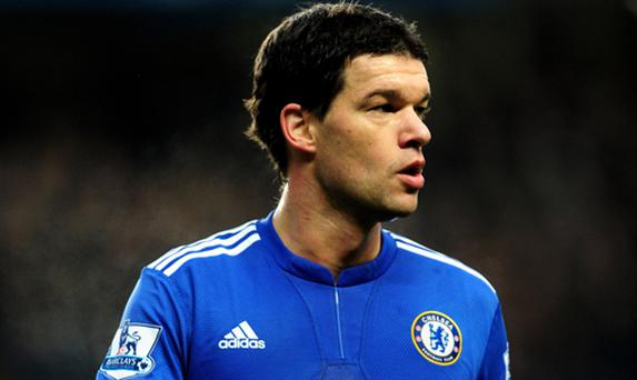 Michael Ballack will return to his former club Bayer Leverkusen. Photo: Getty Images