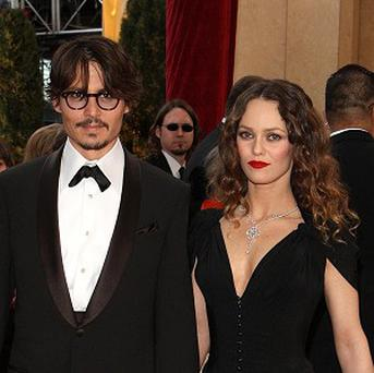 Johnny Depp and Vanessa Paradis will act together for the first time