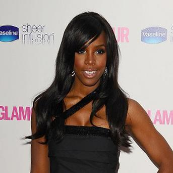 Kelly Rowland says it's nice to put herself first for a change
