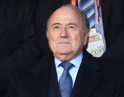 Sepp Blatter. Photo: Getty Images