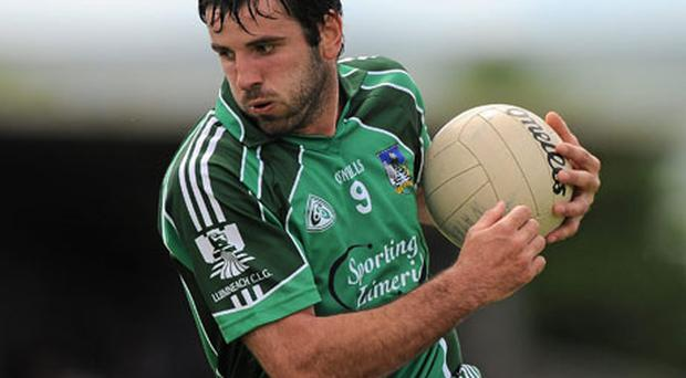 John Galvin has the chance to finally secure a Munster title on Sunday.