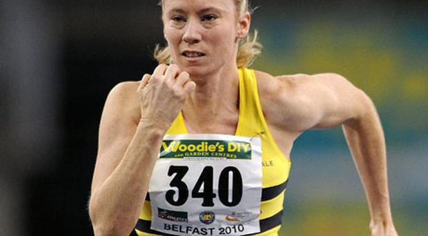 Derval O'Rourke is one of the star attractions at tomorrow's Cork City Sports.