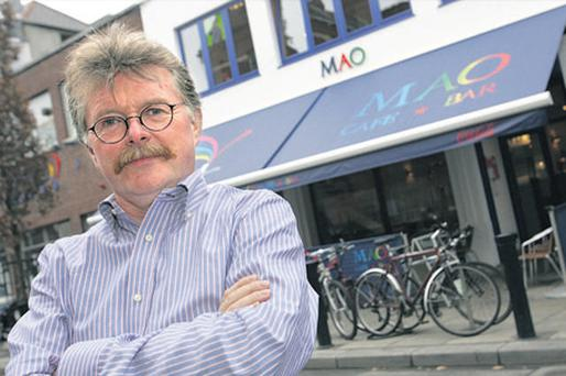 The chain's founder Graham Campbell recently described how he'd 'cut prices to the bone', including a €12.95 lunch deal, to keep trade up
