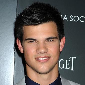 Taylor Lautner ate plenty of protein to help him get in shape
