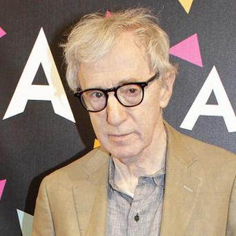 Woody Allen joked he might kill himself if fans didn't like his films