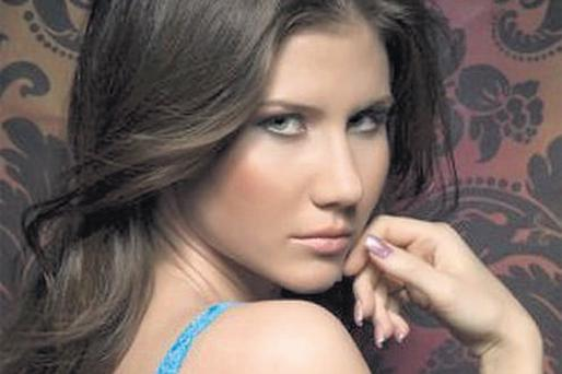 Sex appeal: Anna Chapman has added a touch of glamour to the murky tale