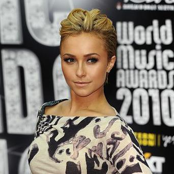 Hayden Panettiere will star in a movie about Amanda Knox