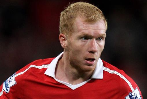 Paul Scholes. Photo: Getty Images