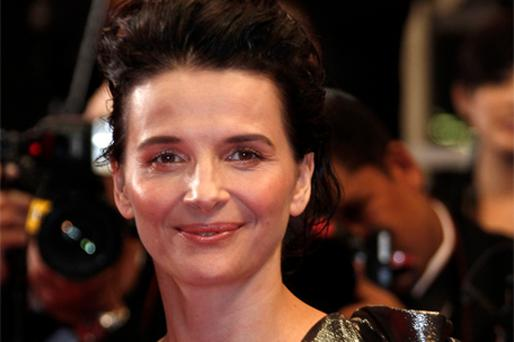 Binoche: Oscar-winning actress
