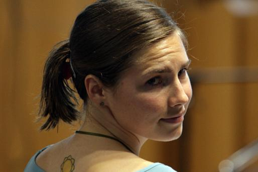 Amanda Knox. Photo: Getty Images