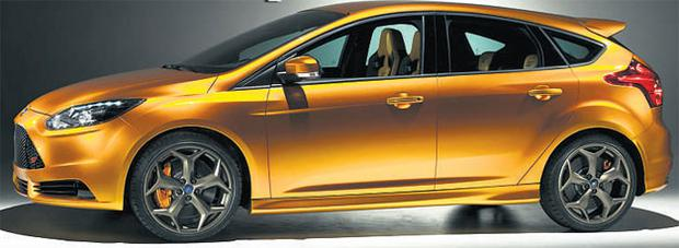 The new Focus is set to wow the crowds at the Paris Motor Show