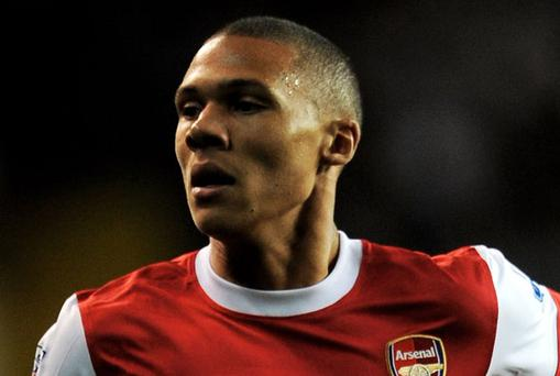 Kieran Gibbs. Photo: Getty Images