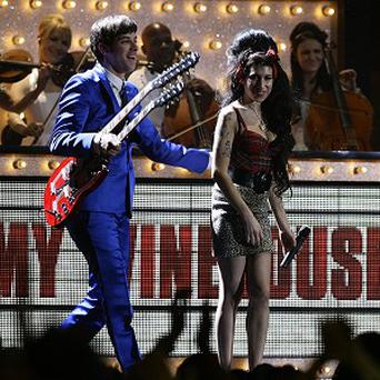 Mark Ronson said he was 'confused' by Amy Winehouse's rant