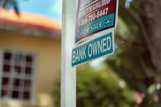 Foreclosures in the US are boosting the supply of available properties and reducing prices, even as mortgage rates tumble to record lows. Photo: Getty Images