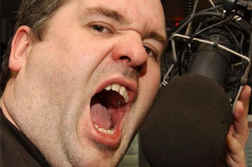 Chris Moyles: said BBC didn't treat other stars the same way